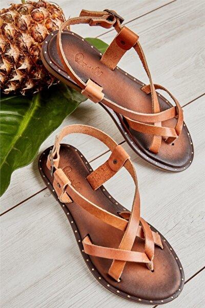 Taba Kadın Sandalet L0685080703