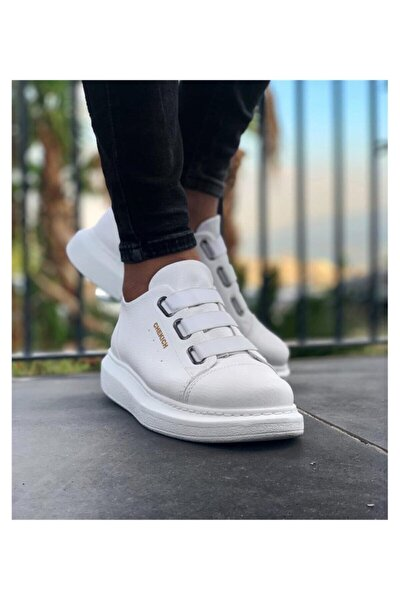 Ch253 Bt Erkek Ayakkabı Beyaz