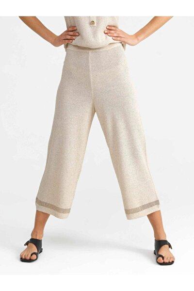 Xınt Pamuklu Sim Detaylı Rahat Kesim Pantolon