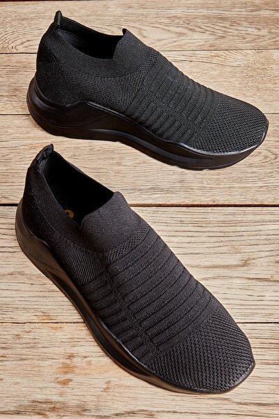 Siyah Kadın Sneaker L06734505