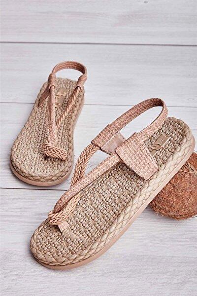 Bej Kadın Sandalet L0823130016