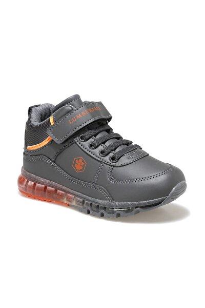 CAP HI 9PR Gri Erkek Çocuk Sneaker Ayakkabı 100435562
