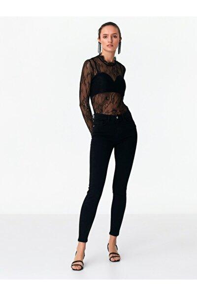Skinny Fit Jean Pantolon