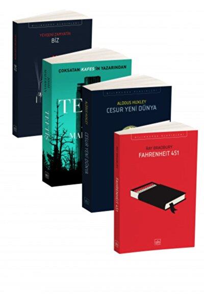 Distopya Başlangıç Seti 4 Kitap Takım