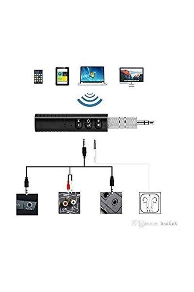 Bluetooth Aux Kiti Araç Kiti 3,5 Mm Aux Ses Bluetooth Adaptör