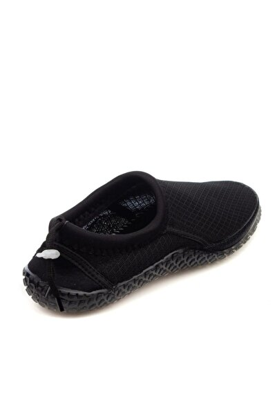 Serabian Aqua Havuz Rafting Deniz Plaj Siyah Bayan Ayakkabı