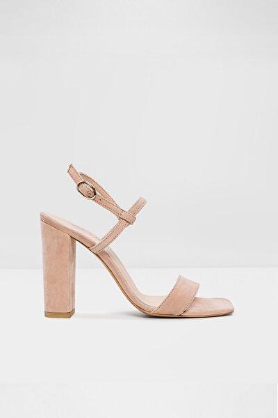 Blueme-tr - Bej Kadın Topuklu Sandalet