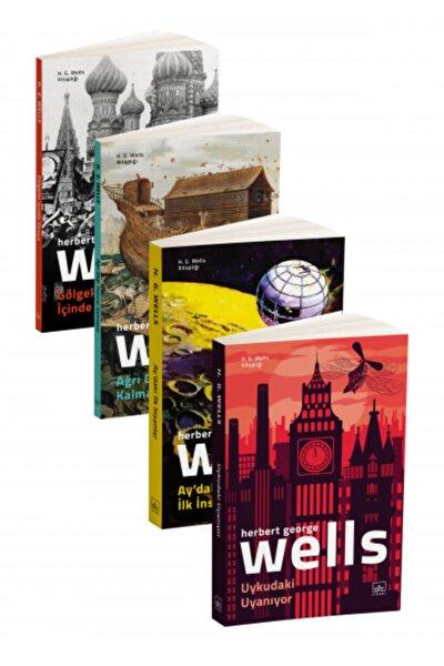 H. G. Wells 4 Kitap Takım