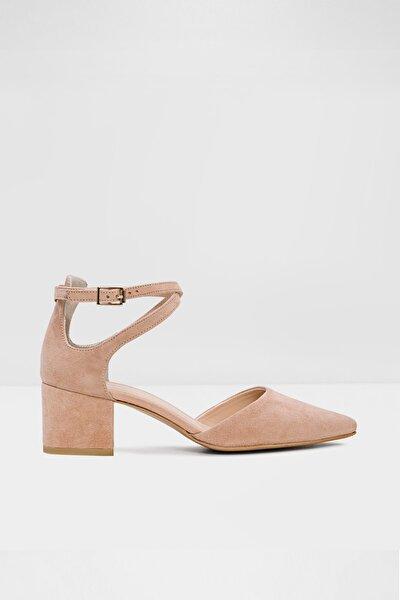 Brookshear-tr - Bej Kadın Topuklu Ayakkabı