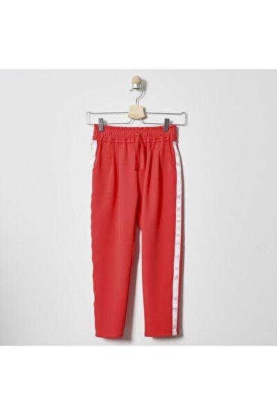 Kız Çocuk Kırmızı Pantolon 2011gk04002