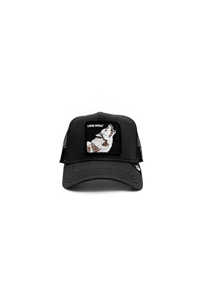 Unisex Siyah Standart Moon Lover Şapka 101-0556