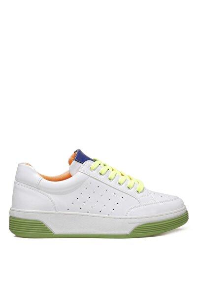 JAVA.Z 1FX Çok Renkli Kadın Sneaker 101038292