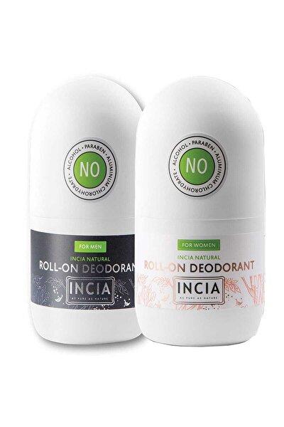Doğal Roll-on Deodorant Set Deodorantset
