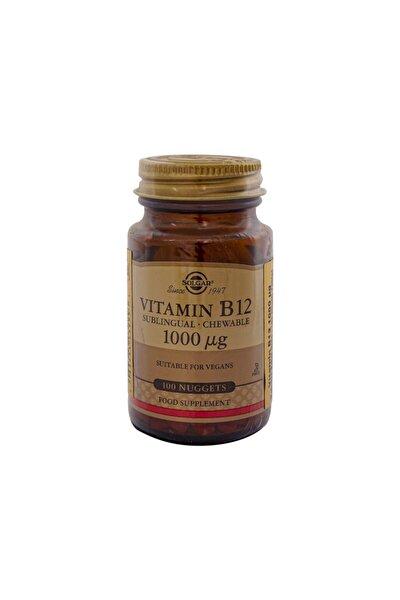 Vitamin B12 1000 Mg 100 Kapsül