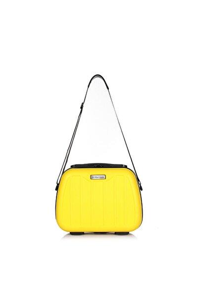 Sarı Unisex El Valizi PC1
