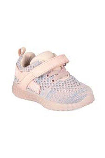 B20y.104 Kız Çocuk Pembe Günlük Spor Ayakkabı