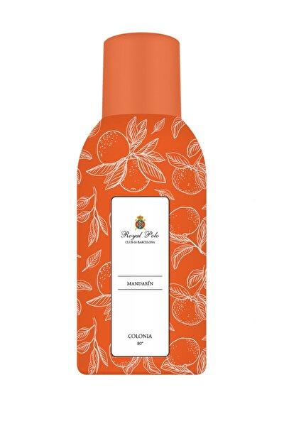 Aerosol Sprey Kolonya - Mandarin 150 ml