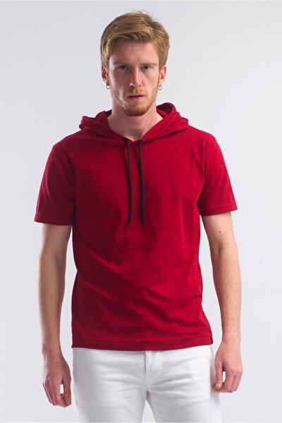 Kapşonlu Basic Tshirt