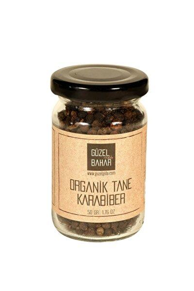 - Organik Tane Karabiber 50gr
