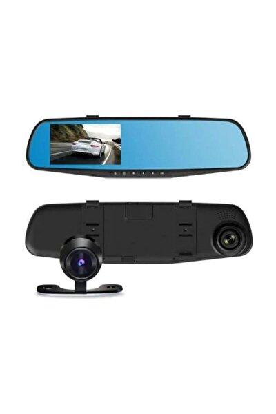 Full Hd Araç Içi Yol Kayıt Park Kamerası Dikiz Ayna 1325