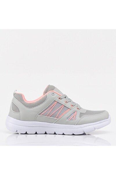 Gri Yaya Kadın Spor Ayakkabı
