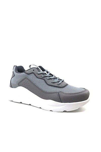 Kadın Gri Clara Sneaker Spor Ayakkabı