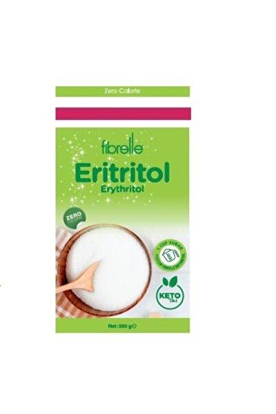 Eritritol 500 gr Sıfır Kalori Erythritol Keto Diyet Eritrol