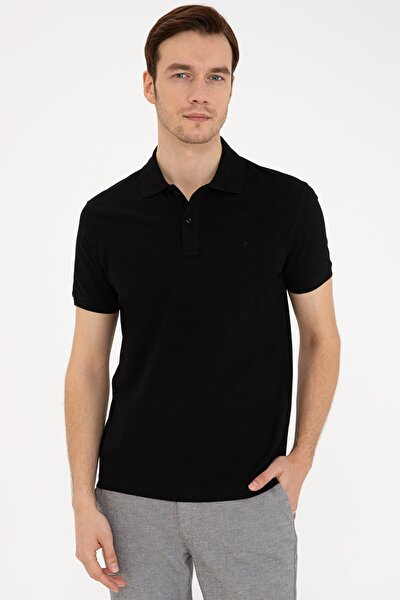 Sıyah Erkek T-Shirt G051Sz011.000.1284664