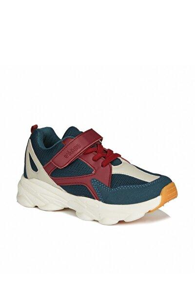 Asimo Unisex Çocuk Yeşil Sneaker