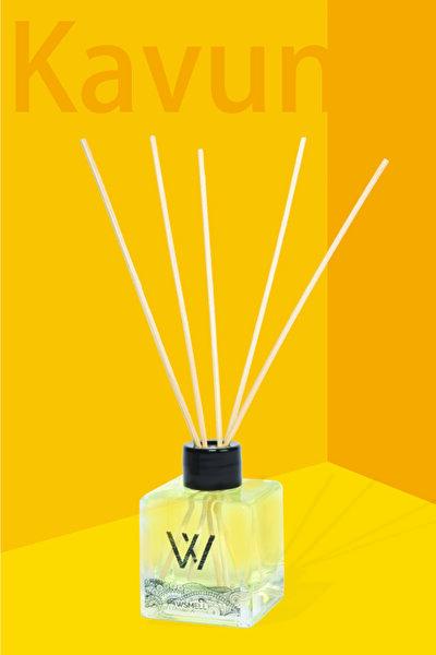 Kavun - Tanıtıma Özel Fiyat - 100 ml Kavun Aromalı Bambu Çubuklu Oda Kokusu