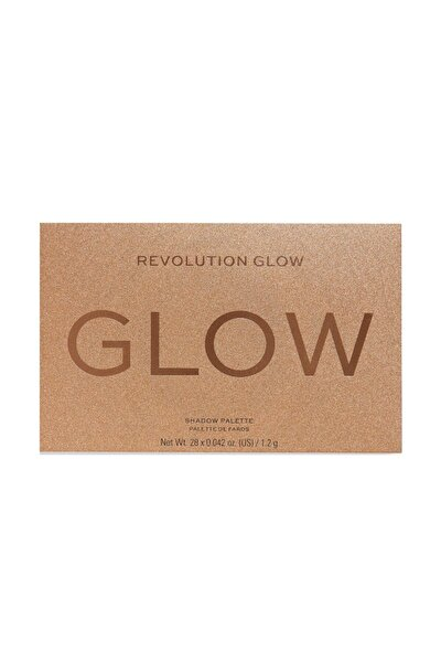Far Paleti Revolution Heatwave Palette - Glow