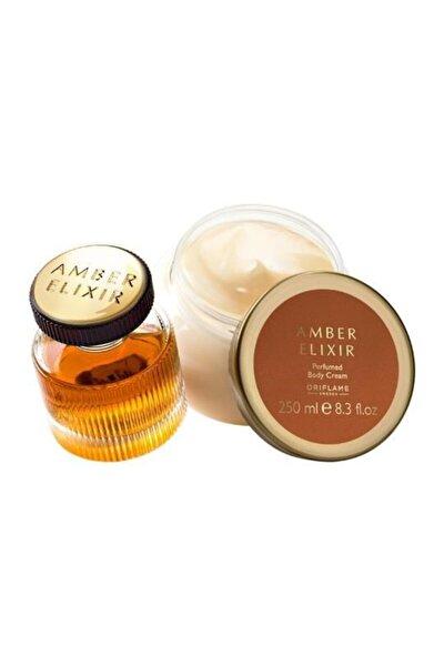 Amber Elixsir Parfüm Ve Vücut Kremi