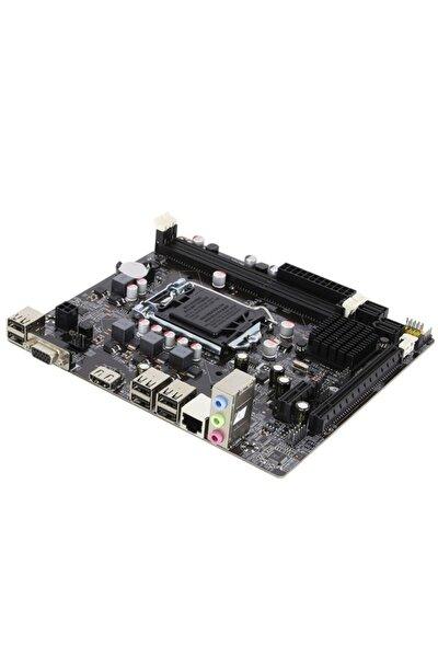H61c Intel H61 1600 Mhz Ddr3 Soket 1155 M Atx Anakart