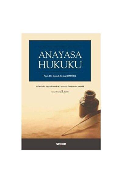 Anayasa Hukuku (n.kemal Öztürk) (2.baskı) Namik Kemal Öztürk 2 2019/08