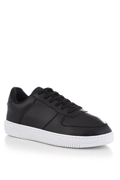 Siyah Beyaz Unısex Spor Ayakkabı Tb2005