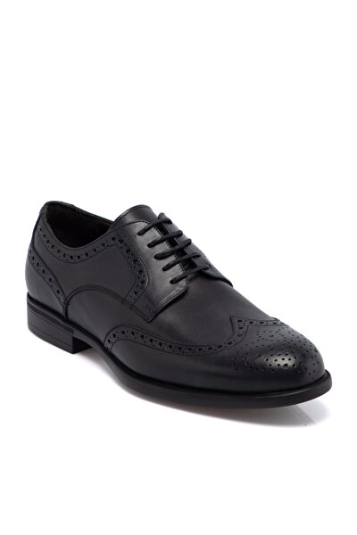 Erkek Lacivert Deri Ayakkabı 55071c72