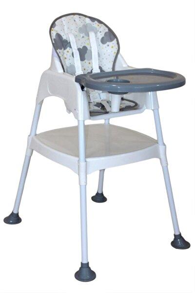 Mama Sandalyesi gri 3in1  Çalışma Masalı