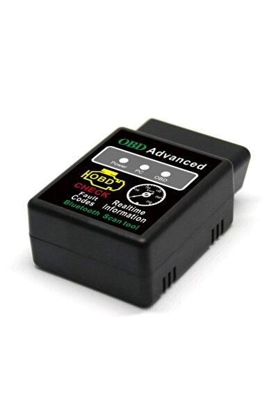 Elm327 V1.5 Obd2 Bluetooth Türkçe Araç Arıza Tespit Cihazı