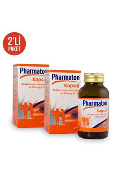 Vitality 30 Kapsül - 2 Adet