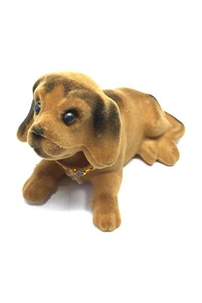 Kafa Sallayan Köpek Araç Içi Süs Kahverengi