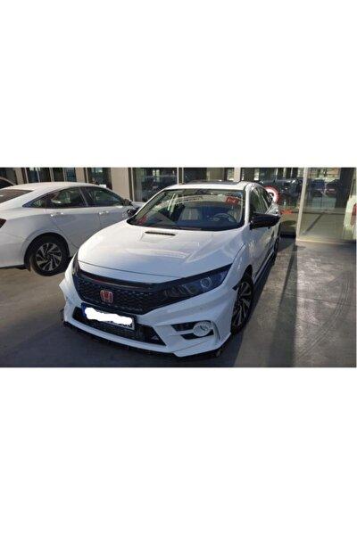 Honda Civic Fc5 - Fk7 Type-r Kaput Venti (beyaz)