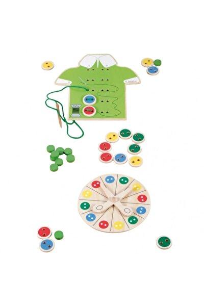 Zig Zag Akıl Ve Zeka Oyunu Ahşap Eğitici Oyun