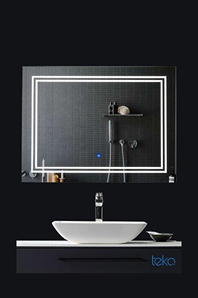 Tk611 Led Işıklı Banyo Aynası 80x100 Cm