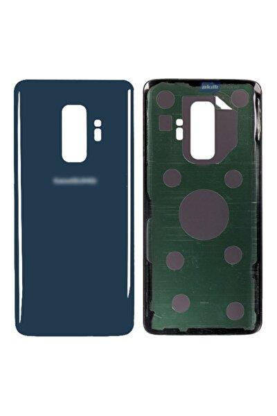 Ally Samsung Galaxy S9+ Plus G965 Için Arka Pil Batarya Kapağı Lacivert