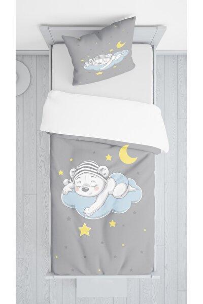 Uyuyan Ayıcık Dekorafit Örtü 144