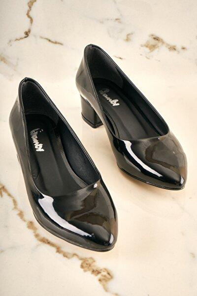 Sıyah Kadın Ayakkabı
