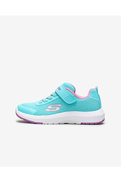 DYNAMIC TREAD-HOP N'HIKE Büyük Kız Çocuk Mavi Spor Ayakkabı