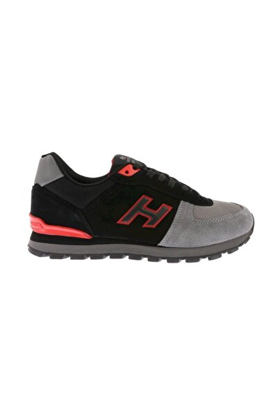 Hammerjack Peru 102-19250-m Siyah-gri-kırmızı Erkek Spor Ayakkabı