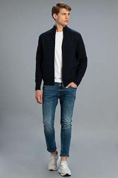 Icon Smart Jean Pantolon Slim Fit Açık Indigo