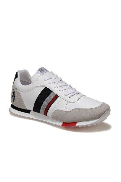 Barlın Wt Beyaz Erkek Sneaker Ayakkabı